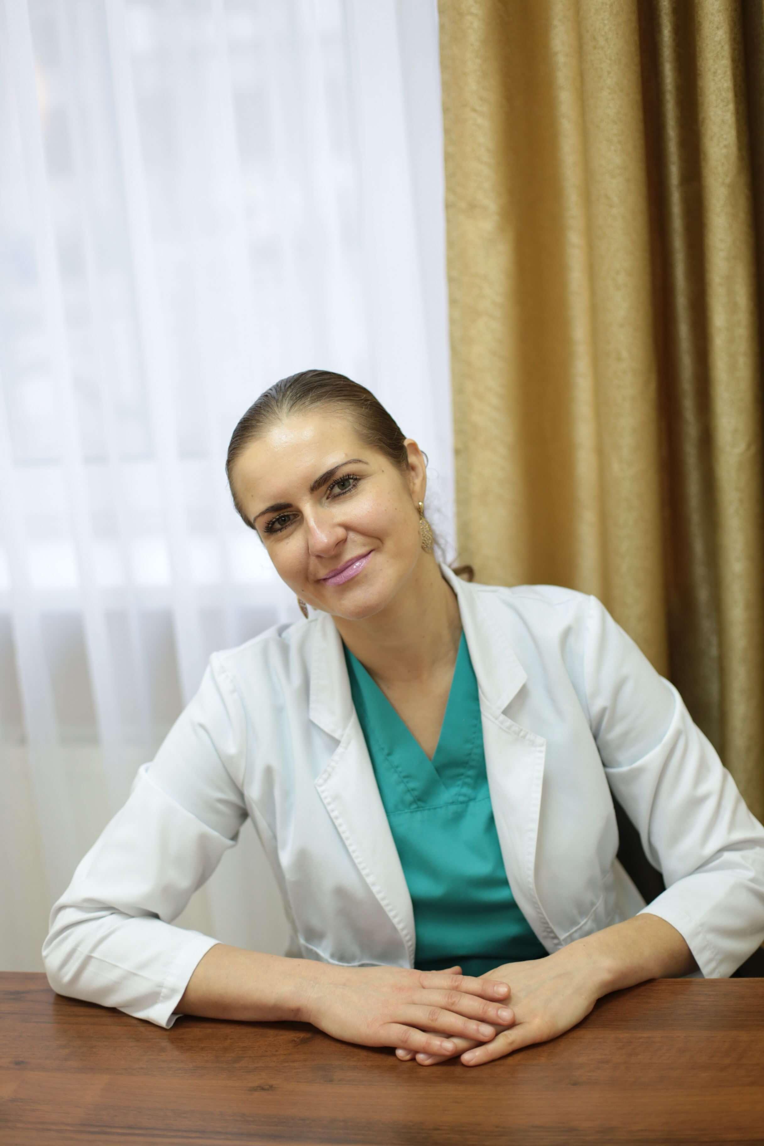 Проктолог Копецька Анастасія